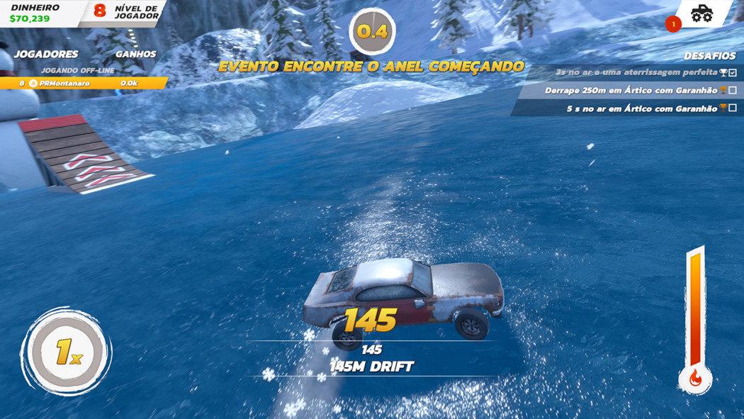 Análise Arkade: A diversão descompromissada de Crash Drive 3