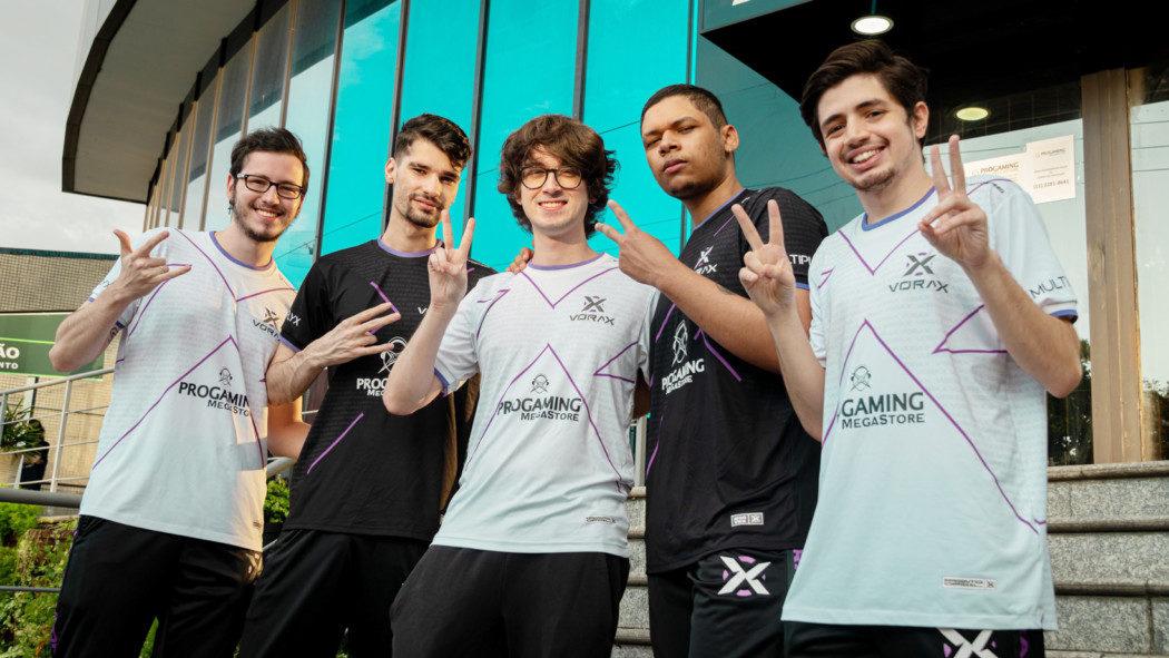 CBLOL – Vorax empata em pontos no topo da tabela com o Flamengo!
