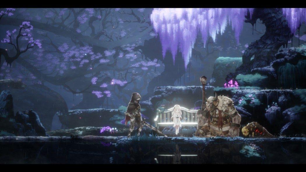 Análise Arkade - Ender Lilies: Quietus of the Knights, um excelente mix de MetroidVania com Souls-Like