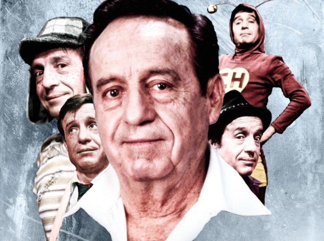 Sem Querer Querendo, a biografia oficial de Chespirito chega ao Brasil e em português