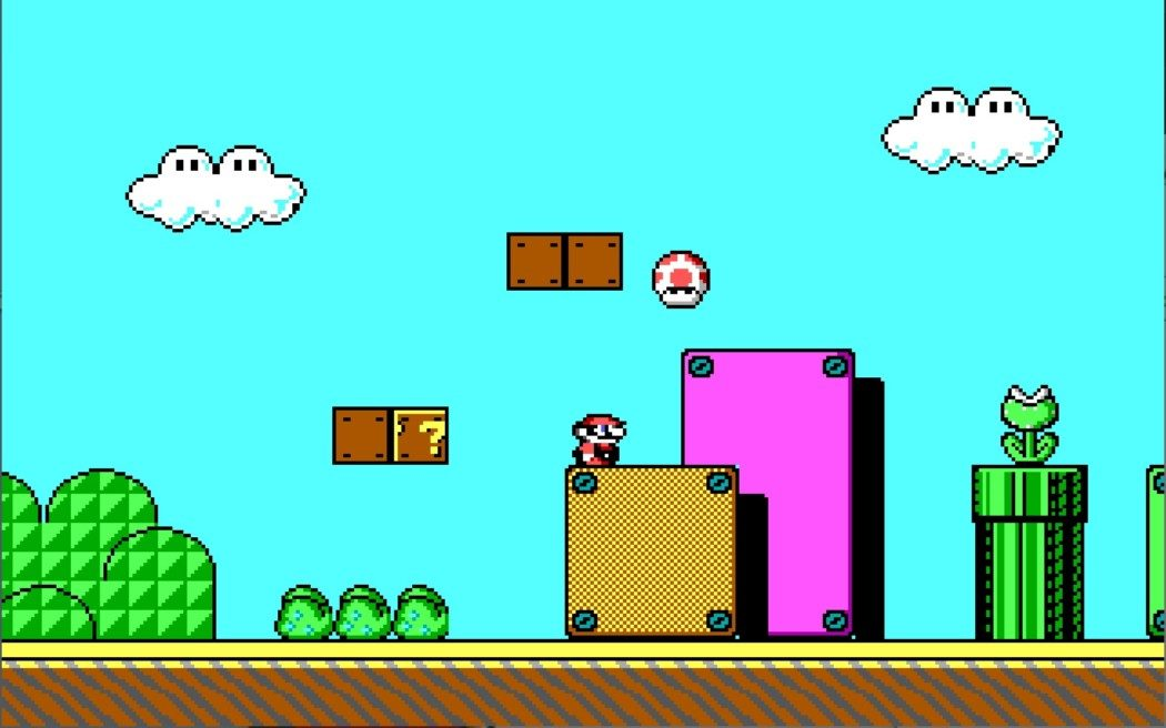Um antigo port de Super Mario Bros 3 para PC feito pela Id Software é encontrado