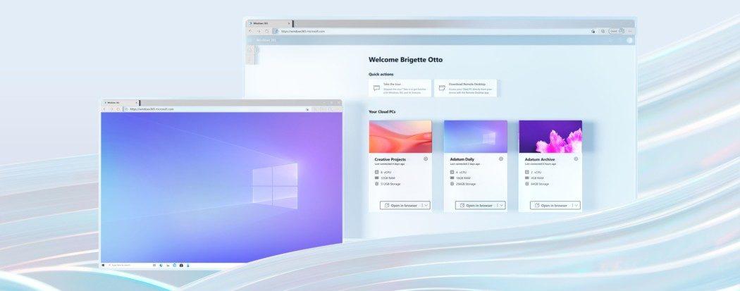 Microsoft anuncia o Windows 365, versão em nuvem do seu sistema operacional