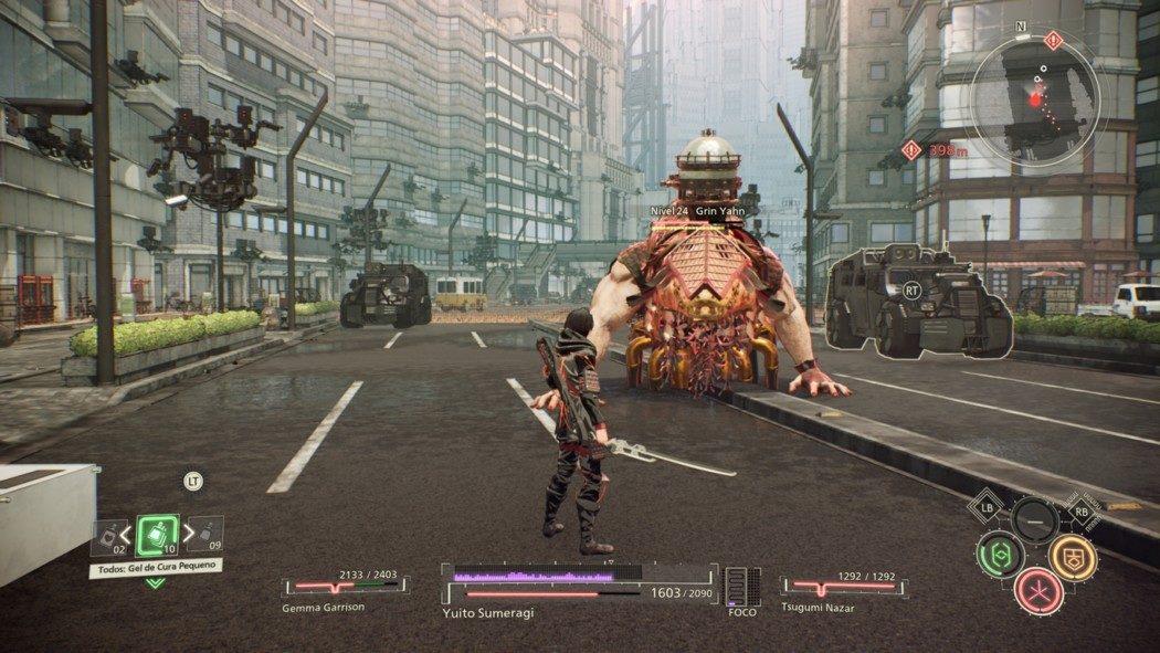 Análise Arkade: Scarlet Nexus tem história mirabolante e combates incríveis