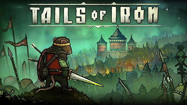 Tails of Iron: Conheça esse belo RPG Souls-like com visual desenhado a mão