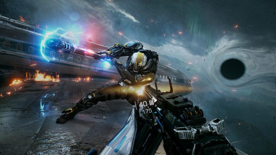 Bright Memory: Infinite é um belíssimo FPS com muita ação com armas e espadas