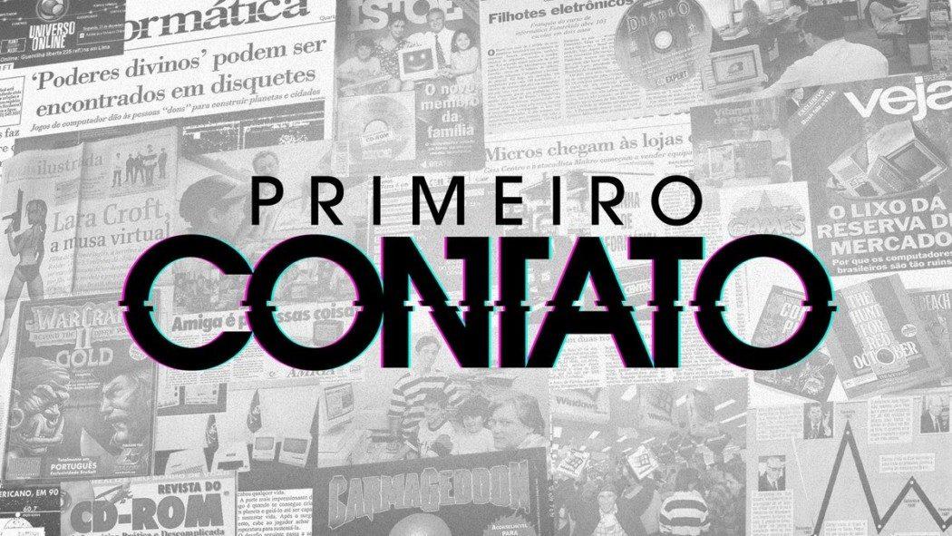 Primeiro Contato: vem aí um podcast documental sobre a história dos computadores no Brasil