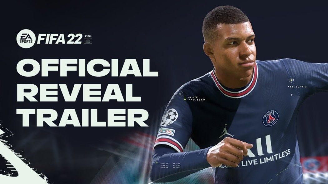 FIFA 22 foi anunciado oficialmente pela EA, confira trailer e detalhes