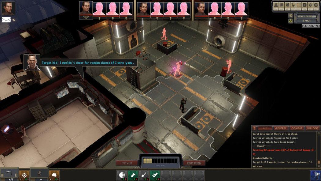 Primeiras Impressões: Encased - um RPG oldschool pouco inovador, mas competente