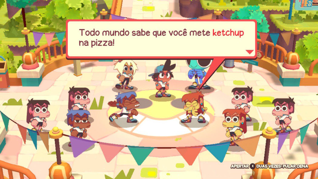 Análise Arkade: Dodgeball Academia, um RPG esportivo com jeitinho brasileiro