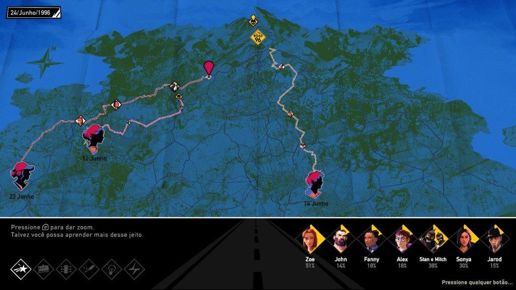 Análise Arkade: Road 96, uma inovadora road trip narrativa, procedural e imprevisível