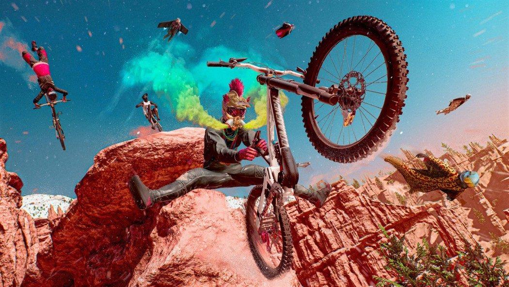 Preview Arkade - Conhecendo o caos de Riders Republic