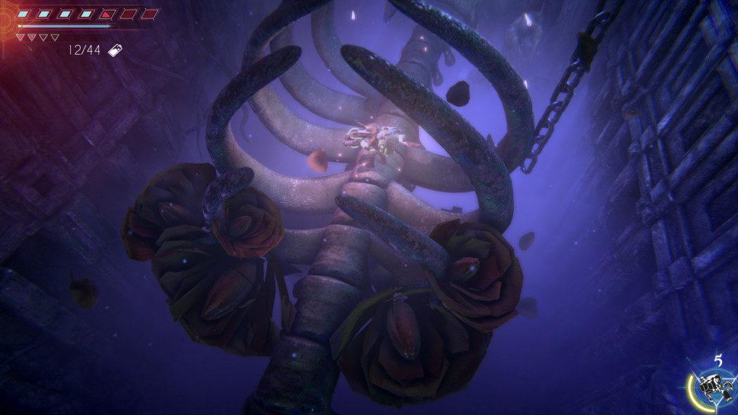 Análise Arkade - Atirando para todos os lados como um caracol em Clid the Snail