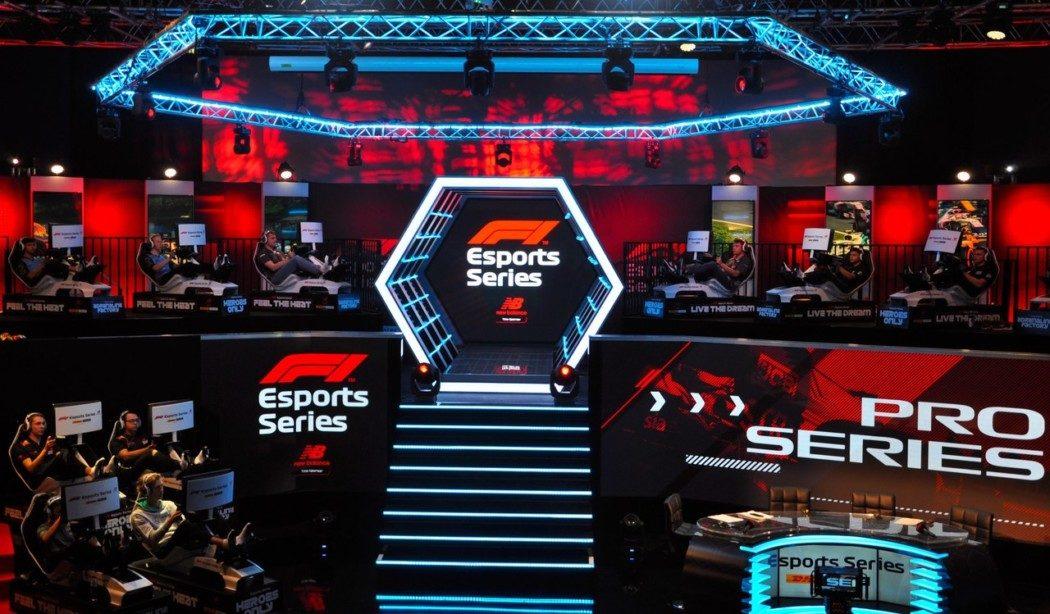 Videogame e eSport fazem Fórmula 1 aumentar público jovem