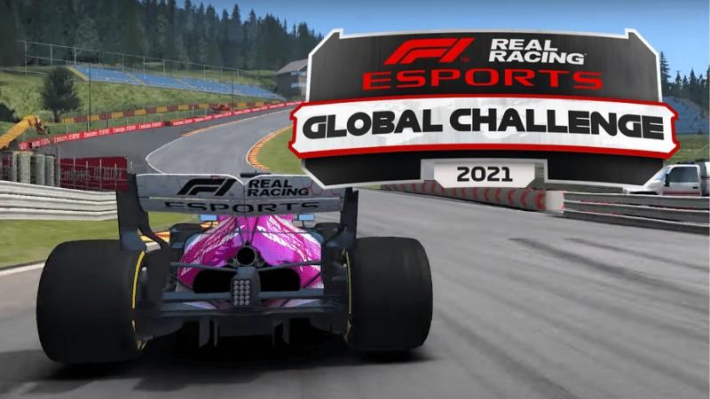 Fórmula 1 anuncia evento mobile em Real Racing 3