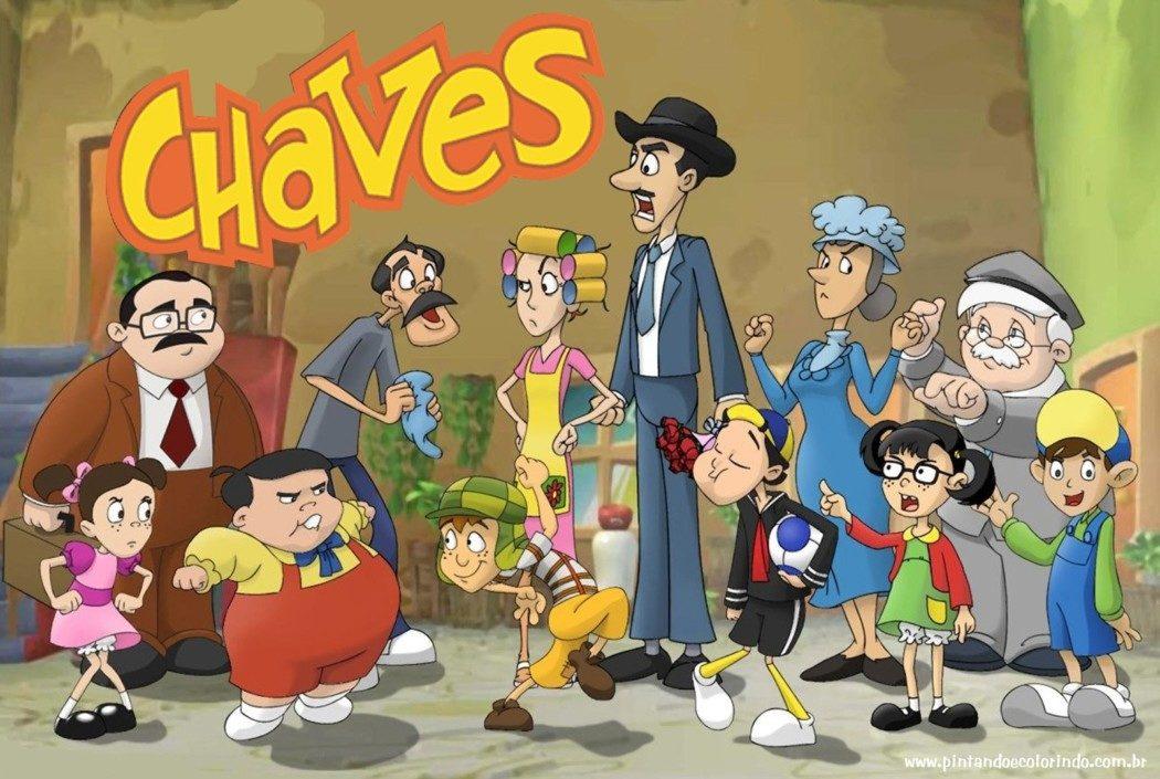 Turma do Chaves ganha action com jogos no Google Assistente