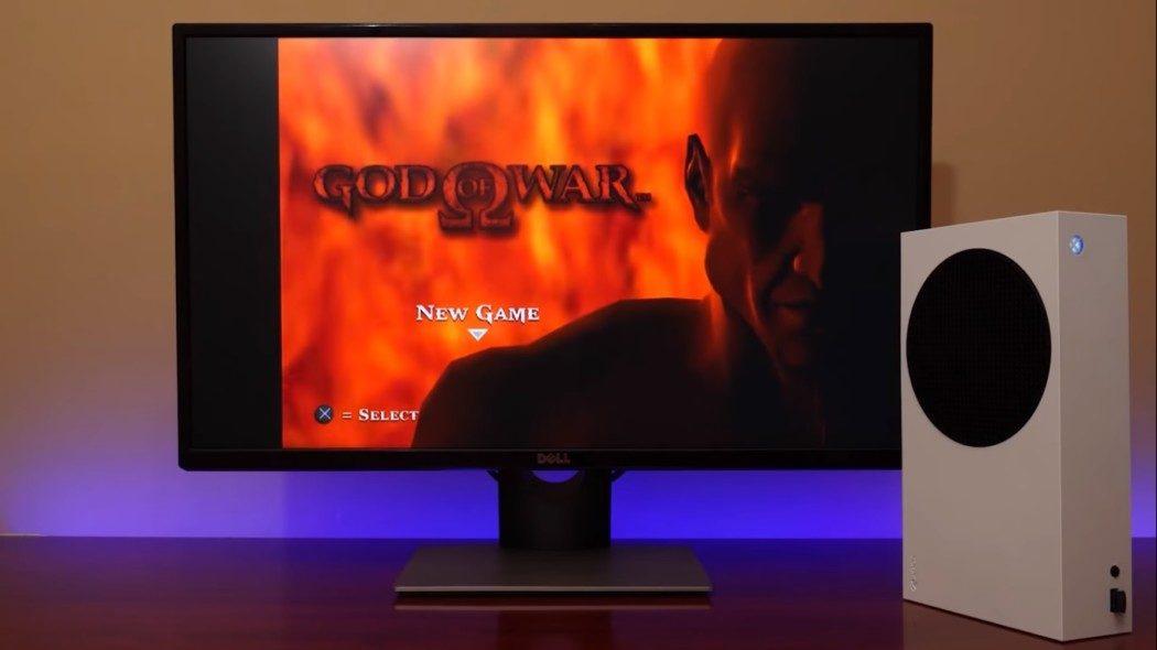 Emulador permite rodar jogos de PS1 em 4K e 60 FPS no Xbox Series S!