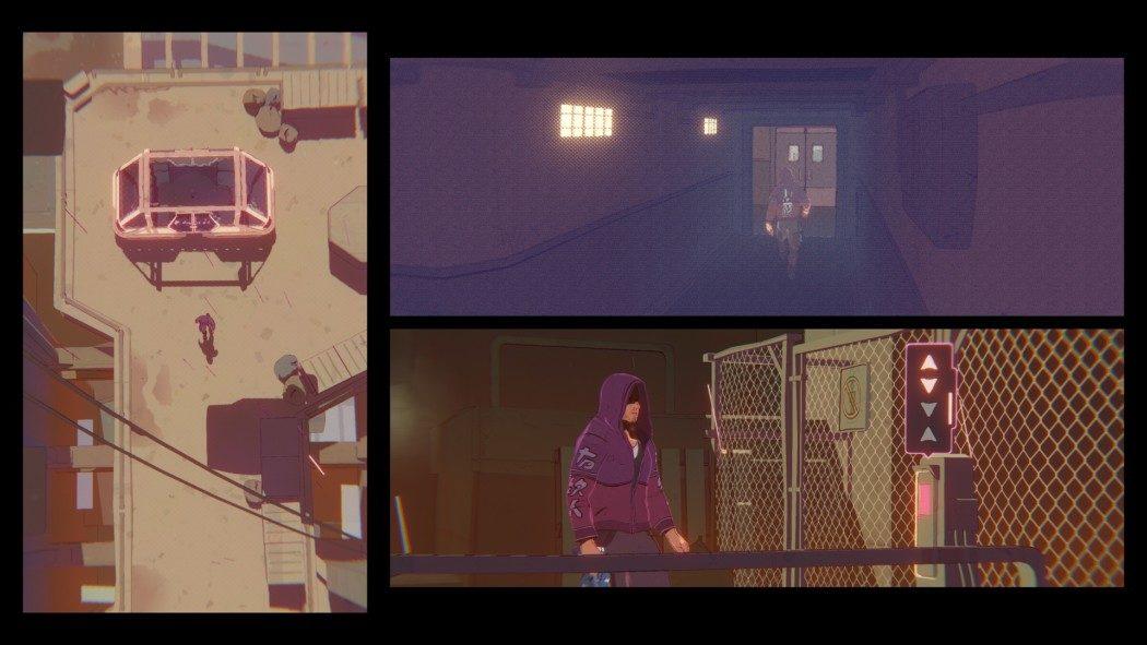 Análise Arkade - Stealth, puzzles e cyberpunk o aguardam em Foreclosed