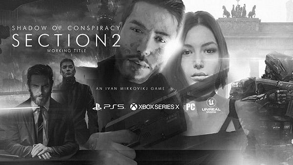Shadow of Conspiracy: Section 2 parece ser uma boa mistura de RPG com shooter