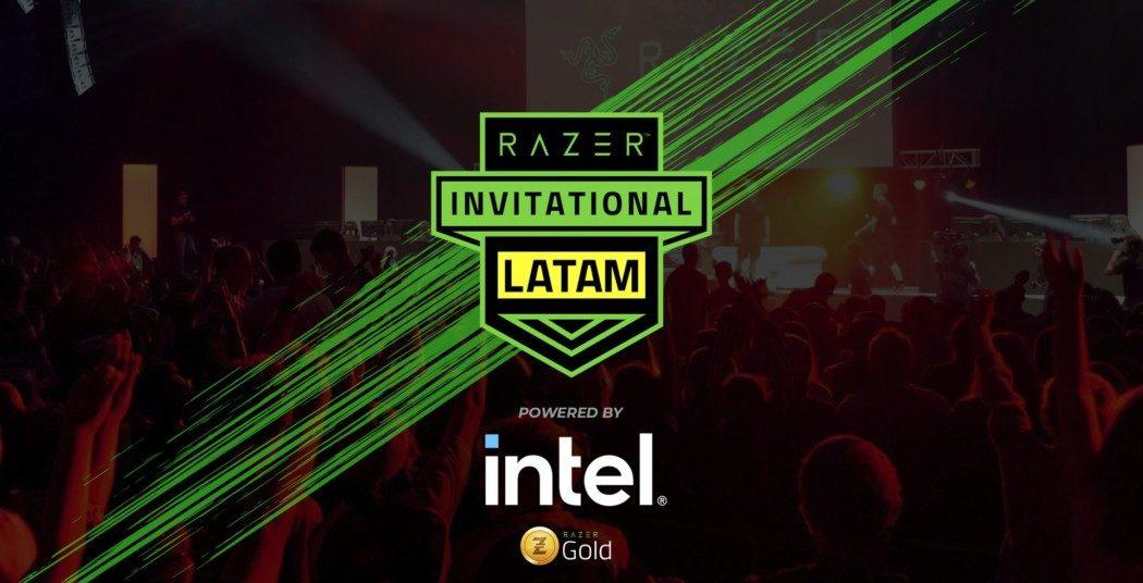 Razer anuncia novo Invitational - LATAM com CSGO e Free Fire