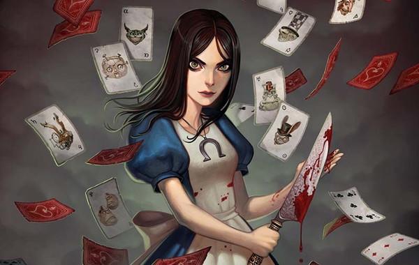 American McGee quer criar um terceiro game para a série Alice. E já criou seu script!