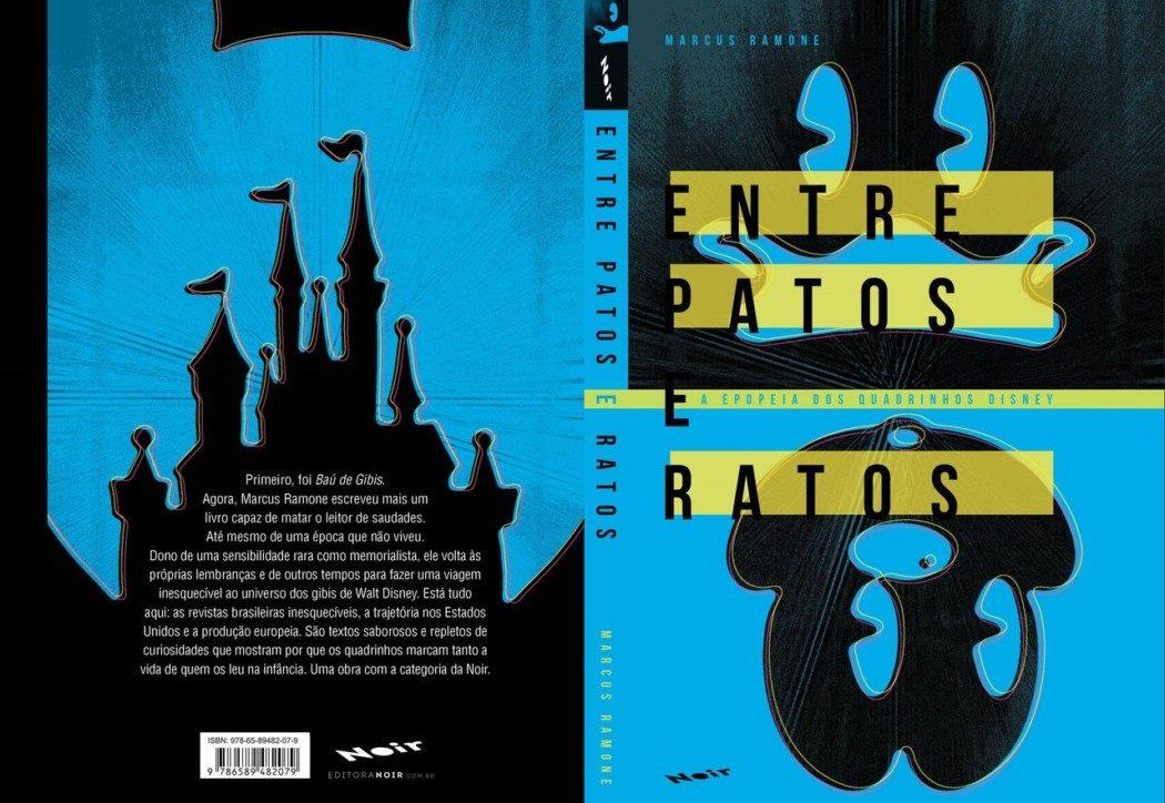 Entre Patos e Ratos faz uma viagem no tempo para falar dos quadrinhos Disney