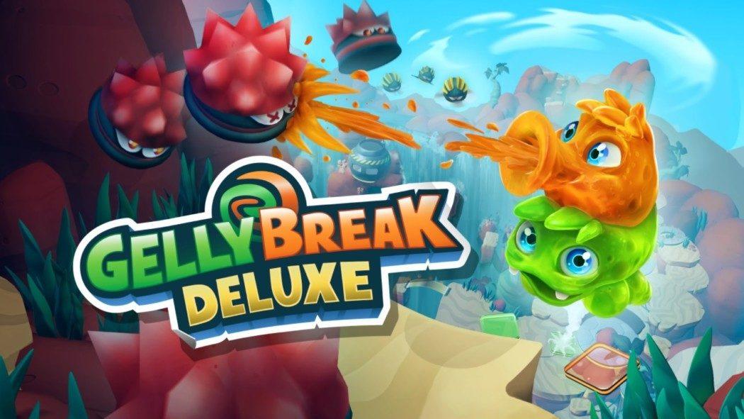 Análise Arkade: Gelly Break Deluxe é divertido tanto sozinho quanto cooperativamente