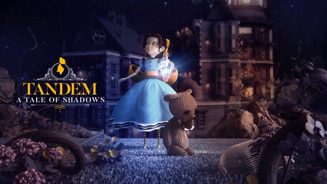 Preview Arkade - Tandem: A Tale of Shadows e seus puzzles de luz e sombra