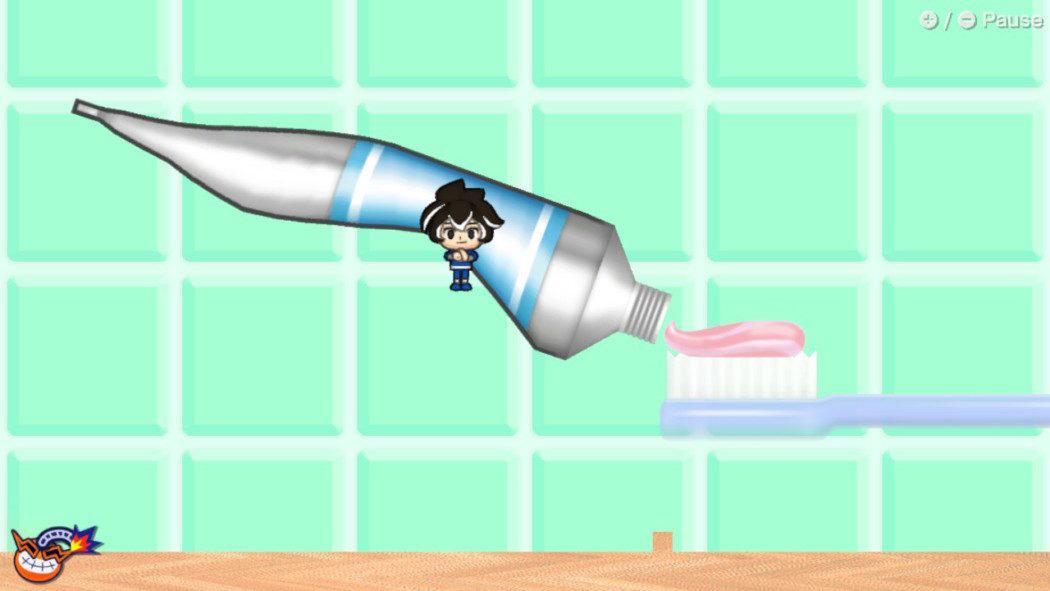 Análise Arkade: WarioWare: Get it Together!, um pacotão de microgames para curtir sozinho ou de galera