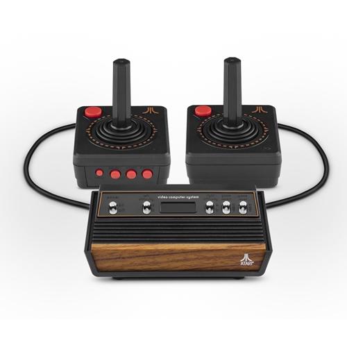 TecToy lança no Brasil Atari Flashback X com clássicos da Activision
