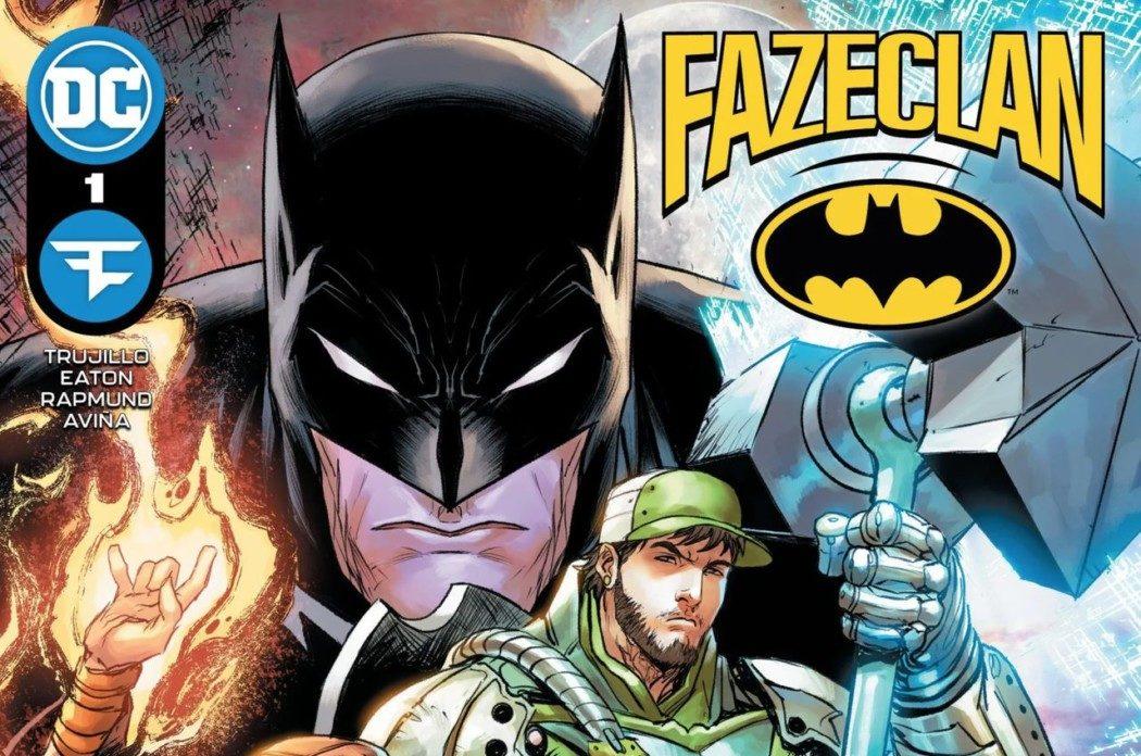 Batman Day terá podcast no HBO Max e crossover com a FaZe Clan