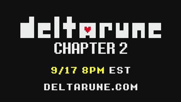 Deltarune chapter 2 será lançado amanhã para PC