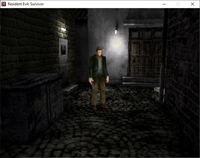 Resident Evil Survivor se tornou um game em terceira pessoa com um mod