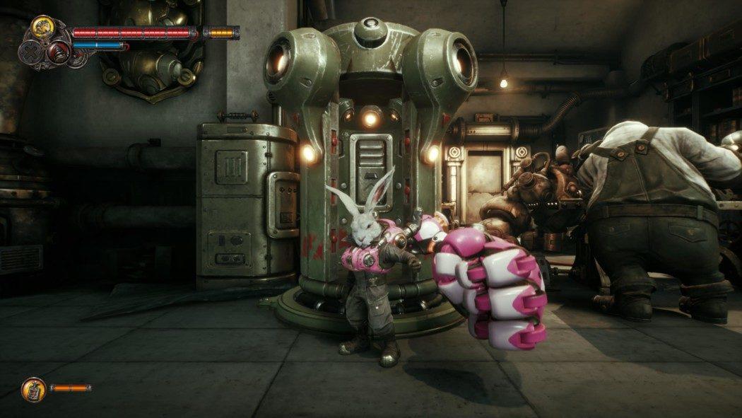 Análise Arkade: F.I.S.T. Forged in Shadow Torch, um grande (até demais) MetroidVania