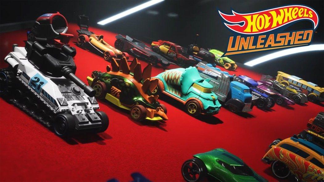 Análise Arkade - A diversão em miniatura de Hot Wheels Unleashed