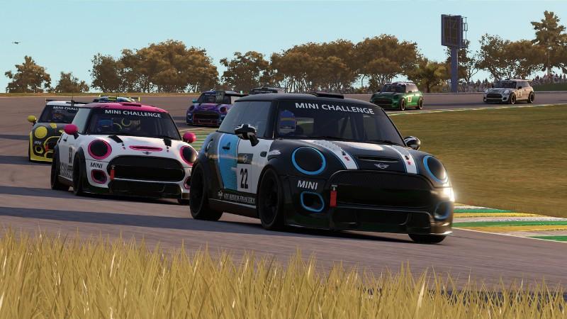BMW anuncia F1BC MINI Challenge, torneio virtual de corridas com o MINI