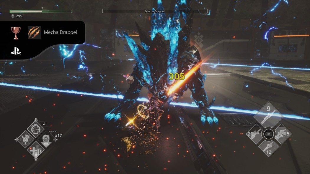 Análise Arkade: Ultra Age, um hack 'n slash inspirado em Devil May Cry e Nier Automata