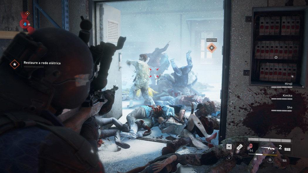 Análise Arkade: retornando ao caos zumbi de World War Z: Aftermath