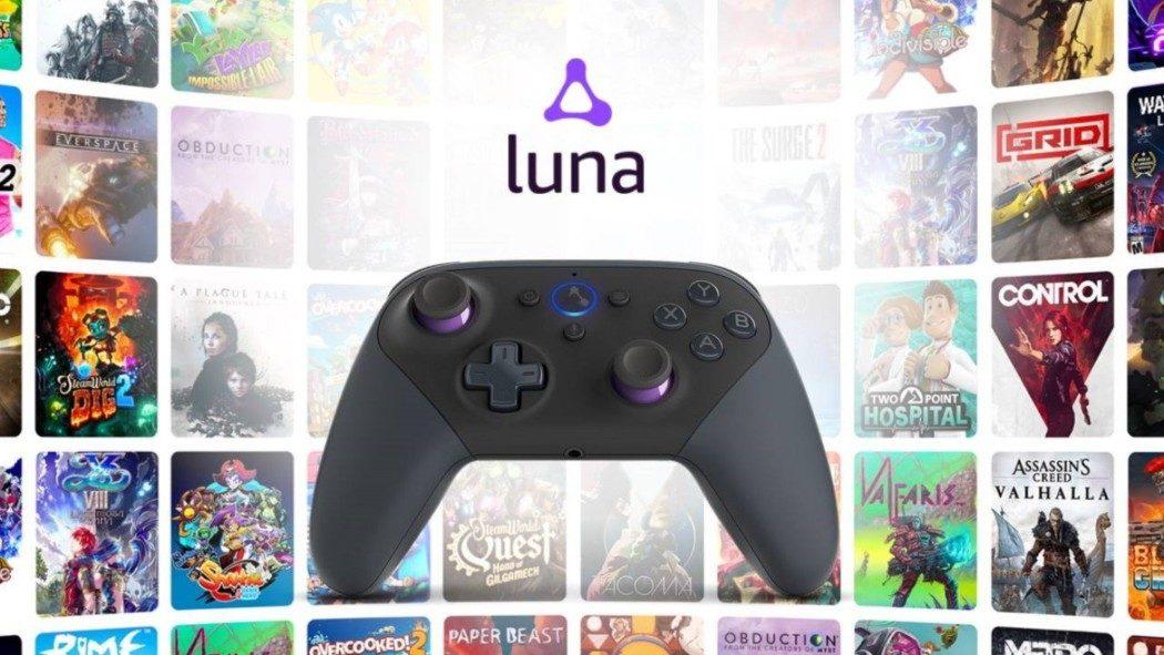 Amazon Luna expande seus testes e anuncia canal com games retrô