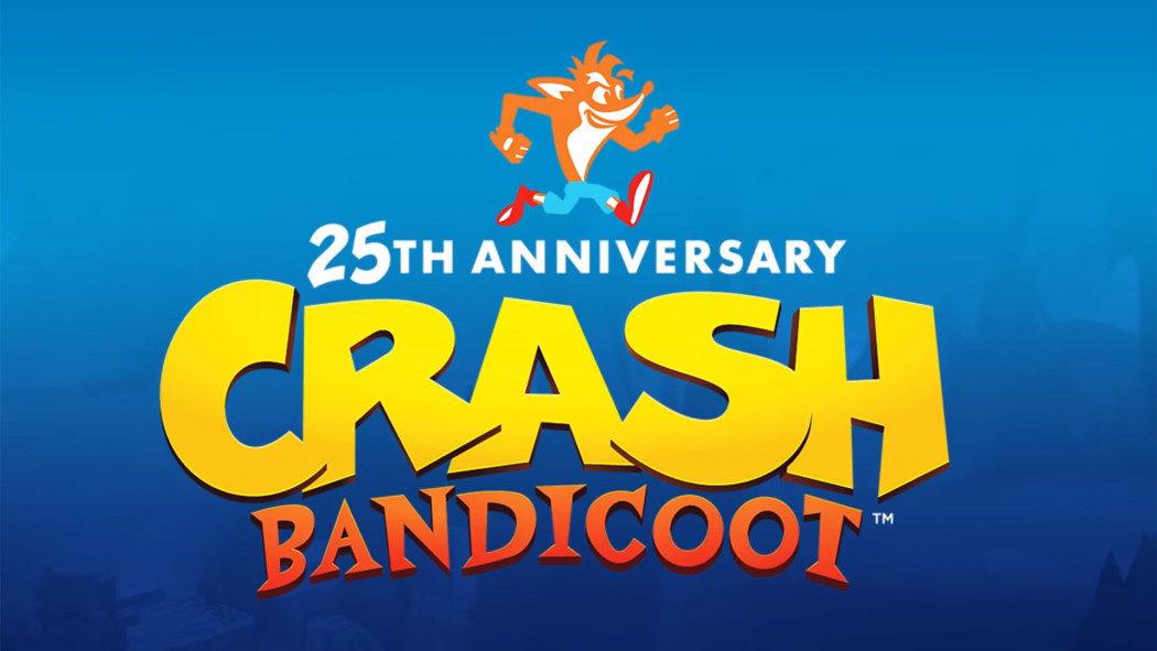 Crash Bandicoot completa 25 anos! E pode ter novidades vindo aí!