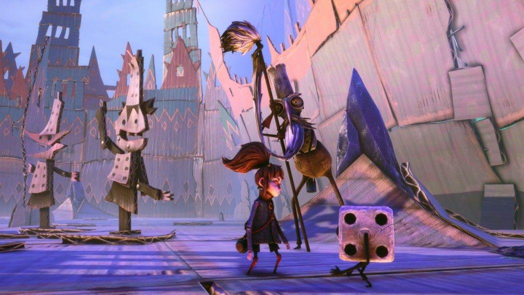 Análise Arkade: Lost in Random e seu mundo regido pela aleatoriedade