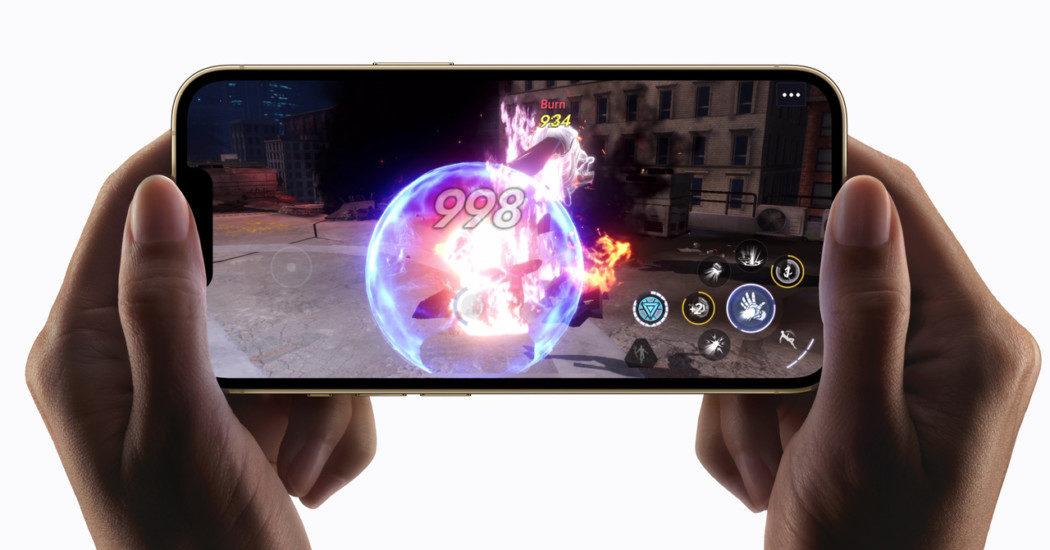 iPhone 13 Pro e Pro Max recebem, quatro anos depois do Razer Phone, telas de 120Hz
