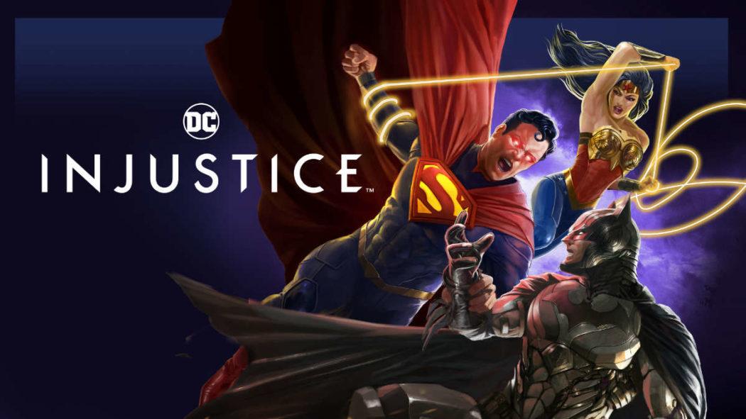 Injustice, o longa animado, ganhou 2 trailers (um deles é +18 e bem sangrento)