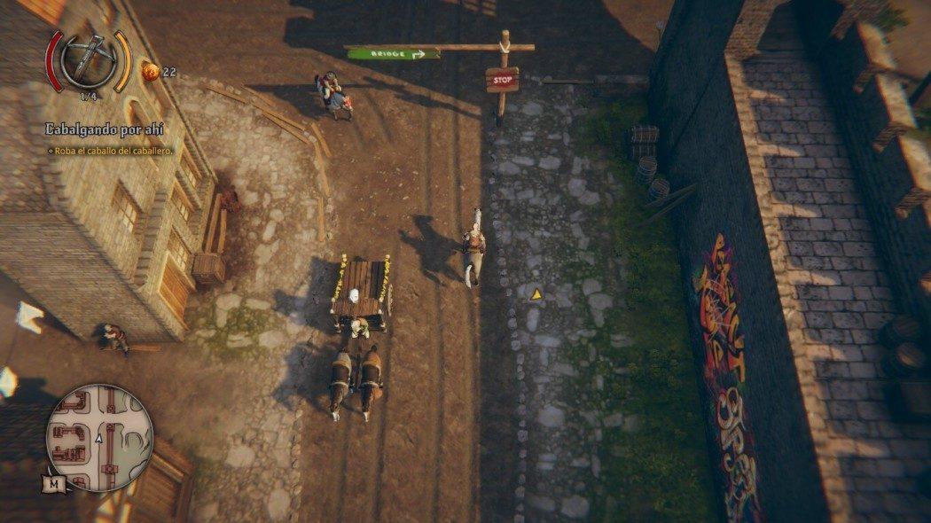 "Análise Arkade: Rustler, o ""GTA medieval"" cheio de humor e boas referências"