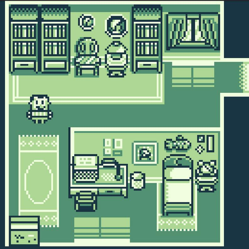 RetroOtrop é um jogo inédito para Game Boy feito por um brasileiro