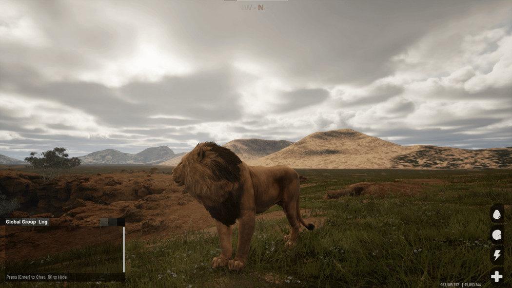Preview Arkade ─ Animalia Survival, sobreviva como um animal no jogo brasileiro!