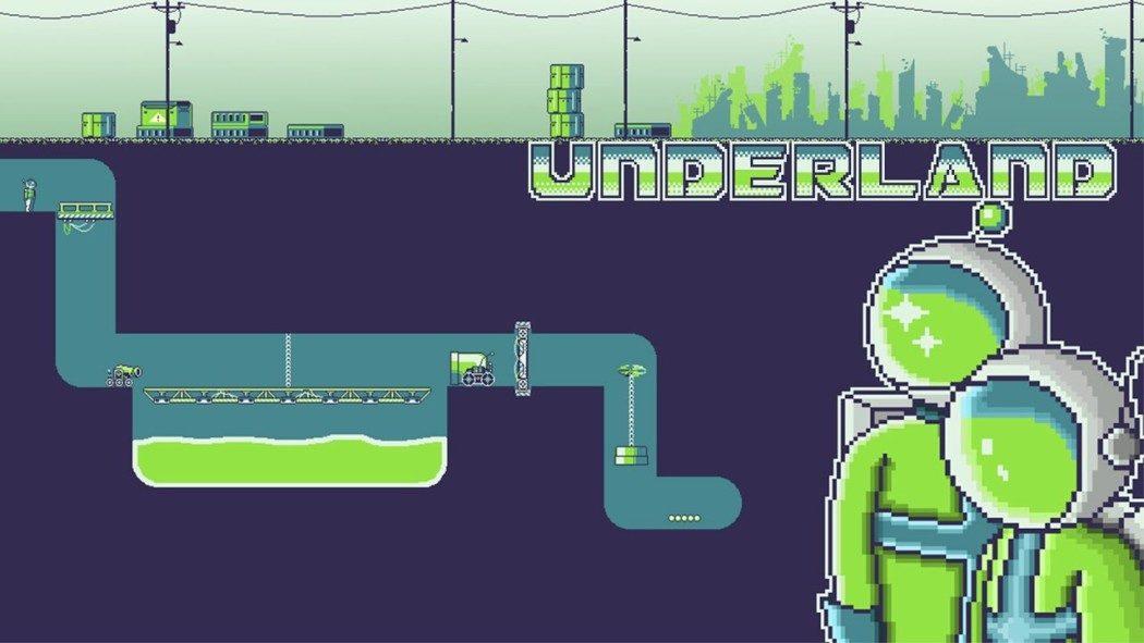 Análise Arkade: Underland, um jogo simples, mas com puzzles desafiadores