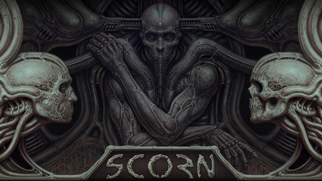 Scorn, o FPS que parece saído da mente de H.R. Giger, é adiado para 2022
