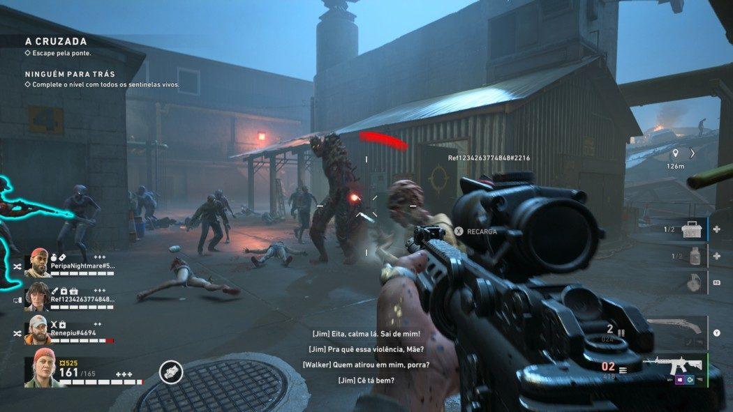 Análise Arkade: Back 4 Blood é tipo um Left 4 Dead modernizado (e isso é bom)