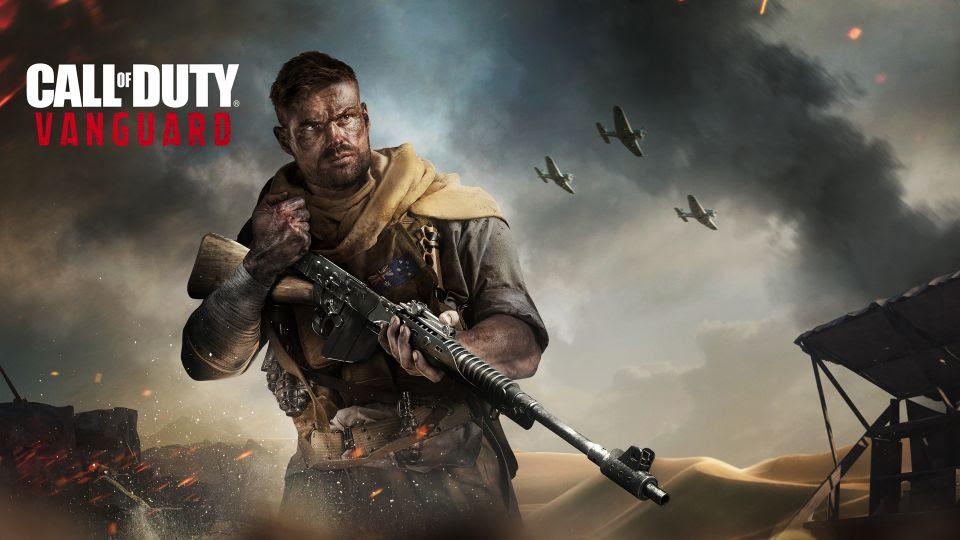 Call of Duty Vanguard: apresenta seus protagonistas em novo trailer cinematográfico