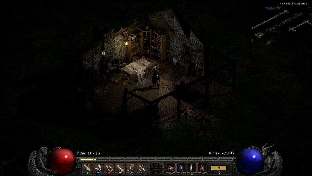 Análise Arkade: Diablo II Resurrected, o retorno triunfal de um clássico